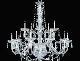 kathy ireland devon antique white crystal chandelier