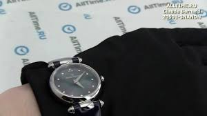 Обзор. Женские наручные <b>часы Claude Bernard 20501</b>-<b>3NANDN</b> ...
