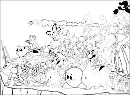 Free Mario Coloring Pages Free Brothers Coloring Pages Super