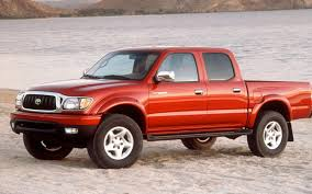 1st Gen Toyota Tacoma Crew Cab (3rd post facelift) | Vroom ...
