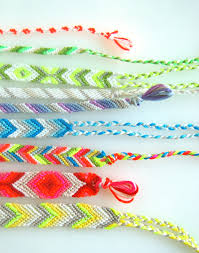 Friendship Bracelet Patterns Cool Friendship Bracelets Purl Soho