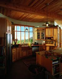 Cozy Kitchen Cozy Kitchen Blue Table Kitchen Blue Chair Brown Wooden Floor