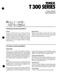 Terex T340 Load Chart Rent A Manualzz Com