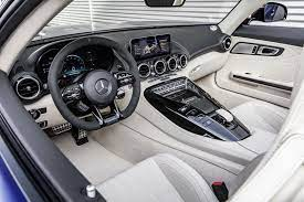 It's a matter of personal taste. 2020 Mercedes Amg Gt R Roadster Interior Photos Carbuzz