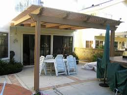 Free Standing Patio Cover Designs Plans Fresh