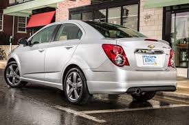 Used 2014 Chevrolet Sonic for sale - Pricing & Features   Edmunds