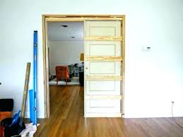 pocket door installation how to design with sliding pocket door installation guide ikea shower doors