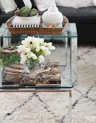 do you have a console table coffee table or end table that needs a little