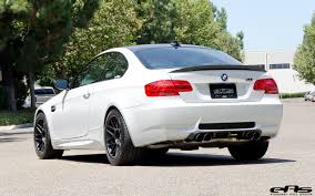 BMW 5 Series bmw m3 in white : Mineral White BMW M3 Gets a Complete Make-Over at EAS - autoevolution
