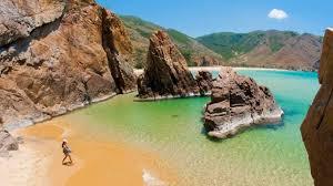 Bai Ky Co Quy Nhon - Admire the beauty that forgot the way back - Vietnam  Tourism
