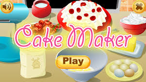 Cake Maker Android Games 365 Free Android Games Download