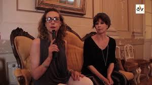 Veronica Pivetti a CdCinema per presentare il suo nuovo libro - YouTube