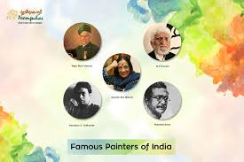famous painters of india 2