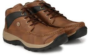 stylish layasa besting premium quality boots brown for men
