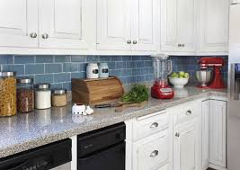 Diy Kitchen Tile Backsplash Renters Solutions Install A Removable Backsplash Removable