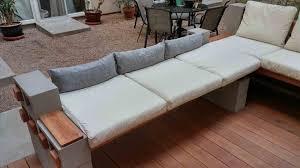 cinderblock furniture. With Back Engaging Outdoor No Attractive Easy Diy Patio Furniture Cinder Blocks Block Cinderblock