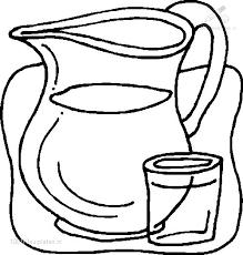 1001 Kleurplaten Eten En Drinken Eten Kleurplaat Water