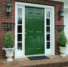 Image Dark Homeology Modern Vintage Porch What Does The Color Of Your Front Door Say About You