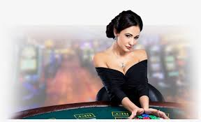 Sexy Casino Girl Png - Free Transparent PNG Download - PNGkey