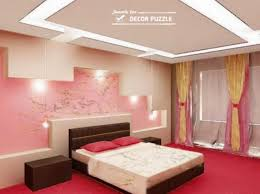 Small Picture wall ceiling pop designs for bedroom wall design Wall