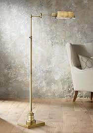 floor lighting 1. Jenson Aged Brass Pharmacy Floor Lamp Lighting 1
