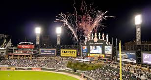 Chicago White Sox Guaranteed Rate Field Seating Chart