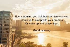 Good Morning Nyc Quotes Best of Good Morning Quotes Pinterest Joshua Becker Worth Quotes And