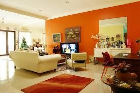 orange wall paintOrange Painted Walls  Home Design