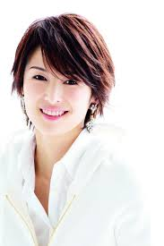 吉瀬美智子の髪型画像まとめショートヘアのアレンジの仕方もご紹介