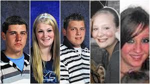 Teens killed in ct