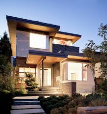 Sustainable Modern Home Design In Vancouver Beauteous Home Builders Designs