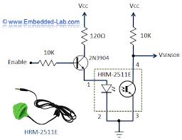 easy pulse sensor version overview part embedded lab hrm 2511e pulse sensor circuit