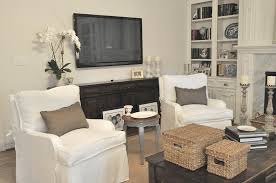 Living Room Console Cabinets Like How Tv Is Not The Centerpiece Cabinet Below Tv Chairs