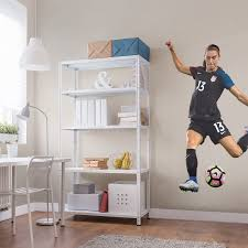 Alex Morgan Life Size Officially Licensed Us Soccer Removable Wall Decal