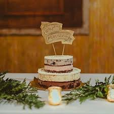 Nontraditional Wedding Cake Ideas Brides