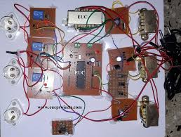 3 phase induction motor protection system