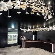 contemporary lighting. 7132 Vals Vals, Switzerland. Contemporary Lighting