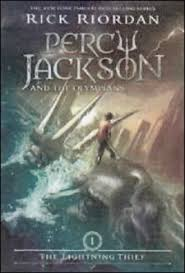 percy jackson and the olympians the lightning thief book 1