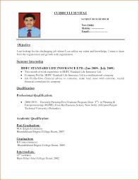 Cover Letter Apa Resume Format Apa Format Resume Template Apa