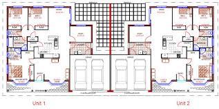6 bedroom duplex design duplex designs