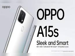 Oppo A15s Launched In India, Check ...