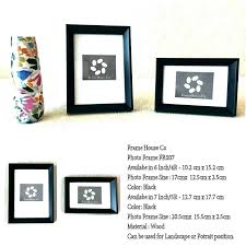 6 by 18 frame x actual size amazing picture sizes in cm ideas frames wood 6 x 18 photo frame