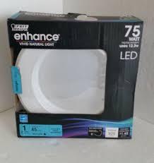 Enhance Vivid Natural Light 75 Watt Feit Electric Enhance Led Retrofit Kit Recessed Light 5 6 75w Equivalent Ebay