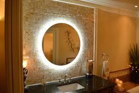 lighted vanity mirror wall mount. Amazoncom Lighted Vanity Mirror Wall Mounted LED Round Quot Side Mount D