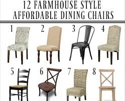 get ready for holiday entertaining 12 affordable farmhouse dining chairs worthing court