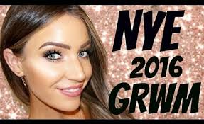 2016 new years makeup