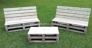 outdoor furniture made with pallets. Patio Furniture Made From Pallets Low Cost Pallet Wood Creations Outdoor Wooden With