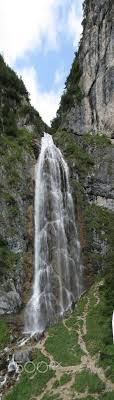 Waterfall at Maurach - AUSTRIA