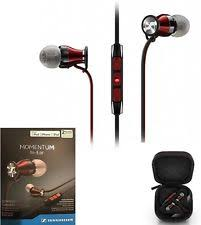 goodmans wireless headphones. new sennheiser m2iei momentum in ear headphones for ios - iphone ipod ipad red goodmans wireless