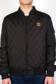 <b>Куртка urban classics</b> diamond quilt nylon <b>jacket</b> black xl